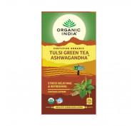 Чай Тулси c Ашвагандхой (Tulsi Green Tea Ashwagandha)