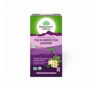Чай Тулси Зеленый с Жасмином (Tulsi Jasmine Green Tea)
