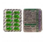 Витамин Е  в капсулах 400 мг