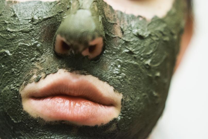 Индийская маска