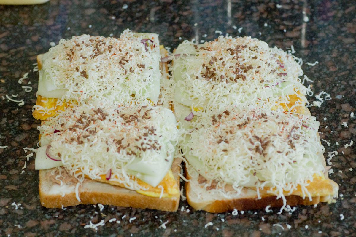 Как приготовить бутерброды с тунцом