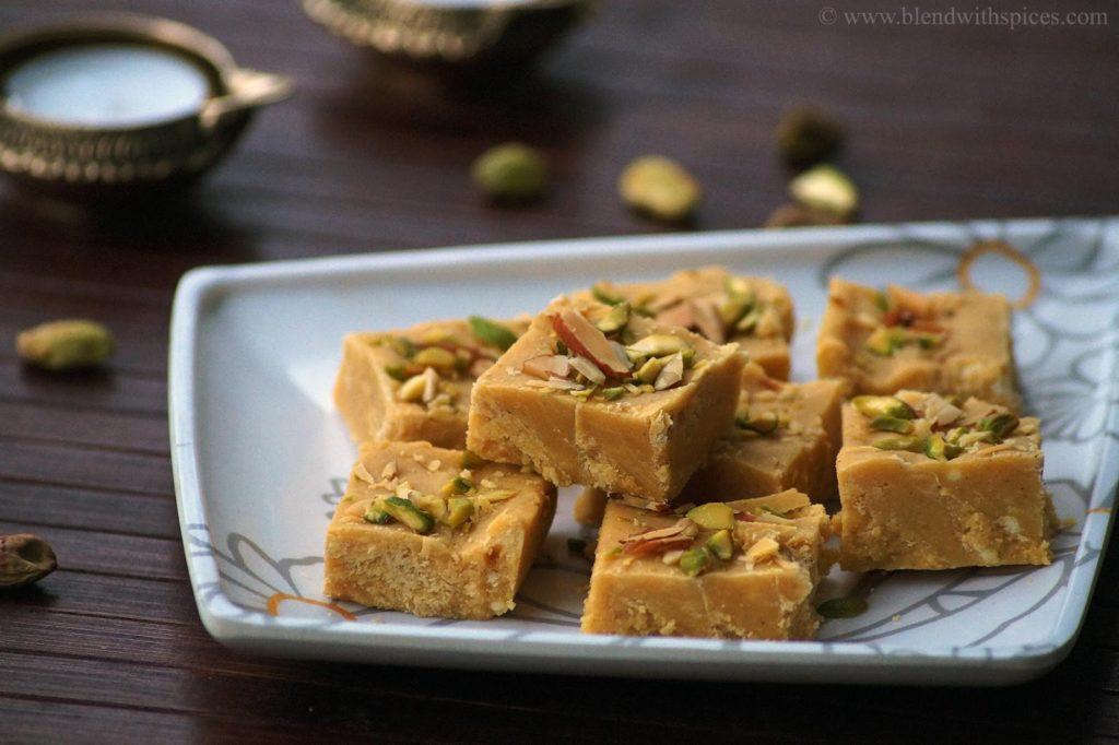 Рецепт индийских конфет
