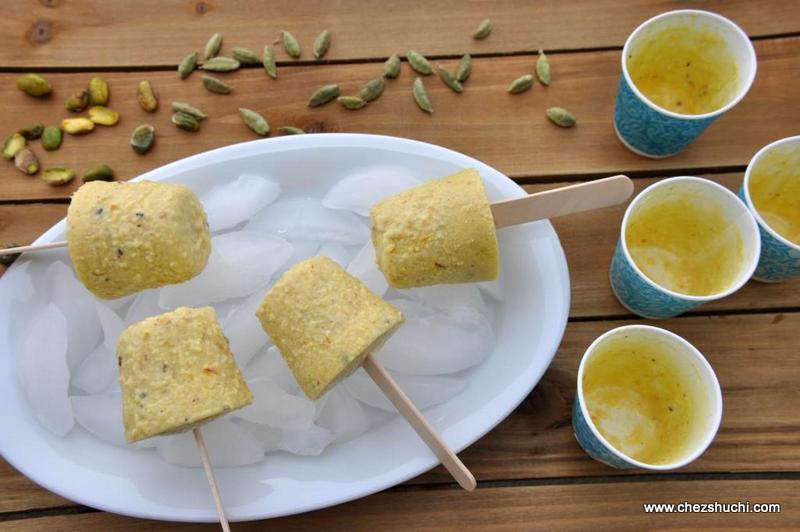 Рецепт индийского мороженого