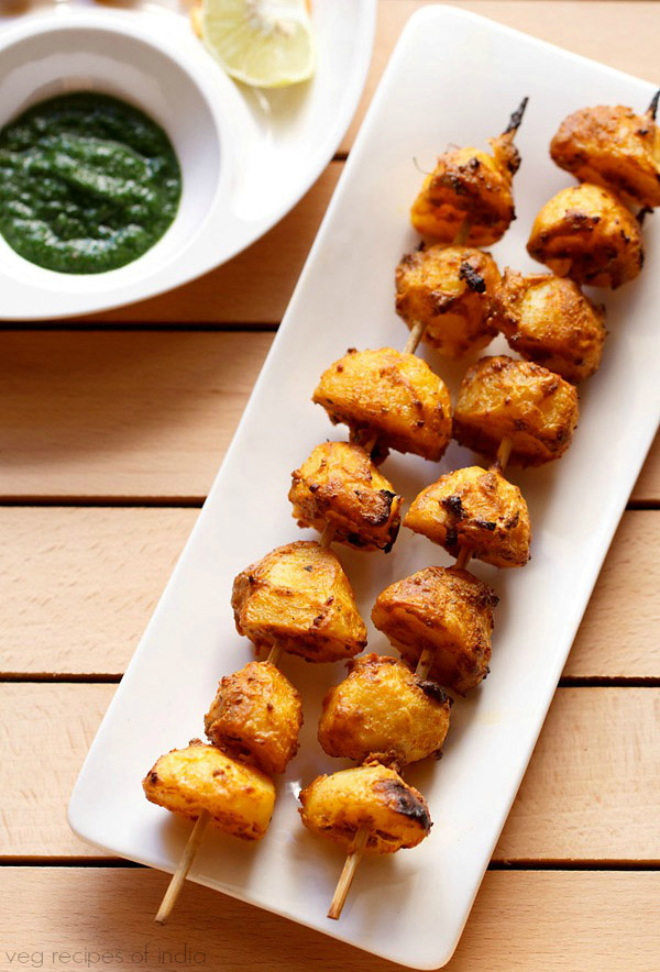 Картофель тандури