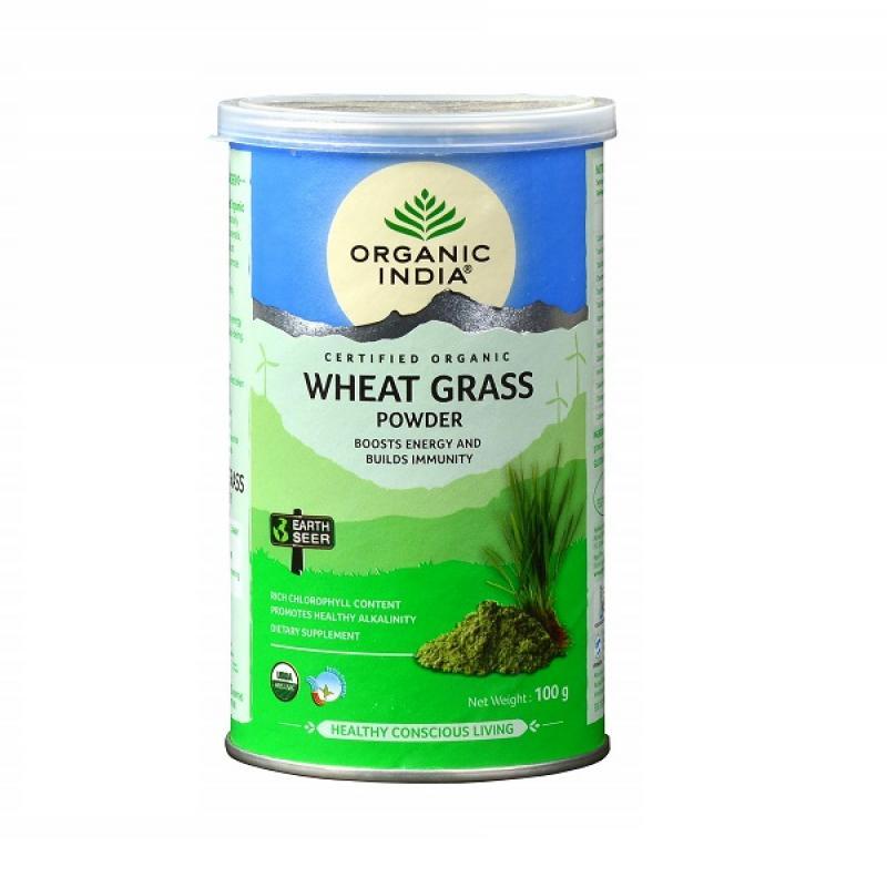Купить порошок из ростков пшеницы
