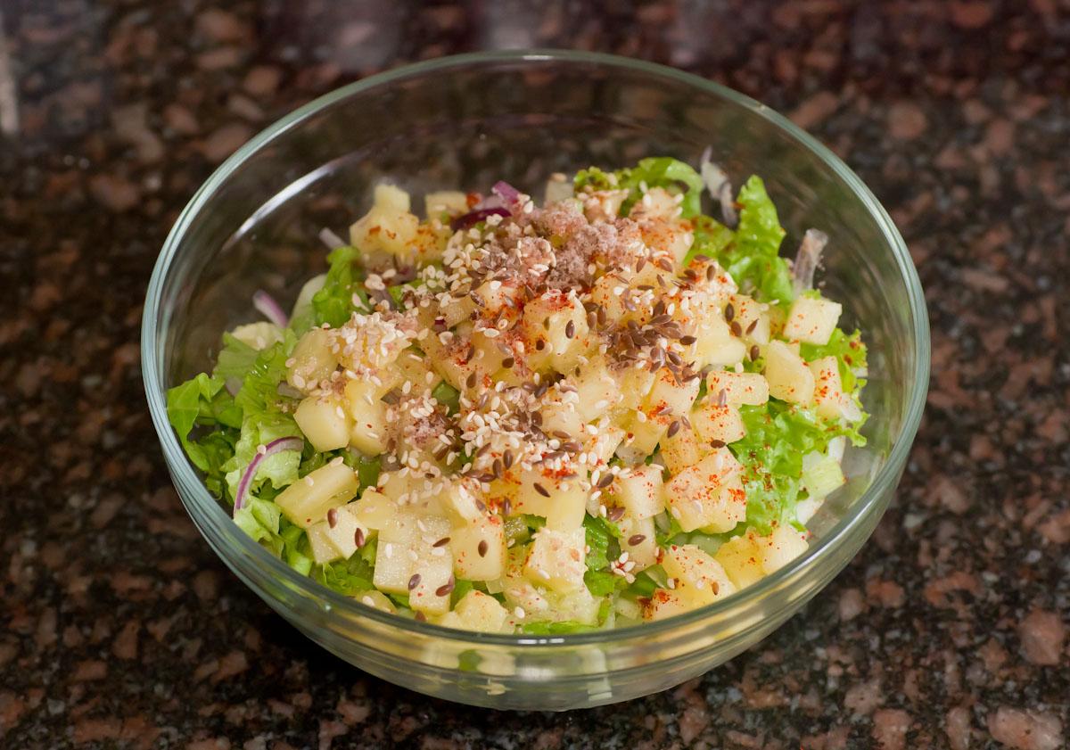 Салат из сельдерея картинки